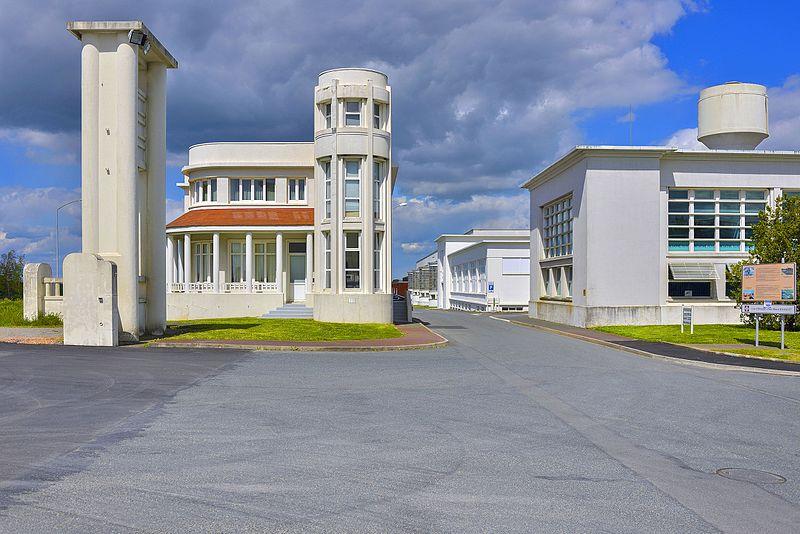 Photo du Monument Historique Ancienne usine Marcel Bloch situé à Déols