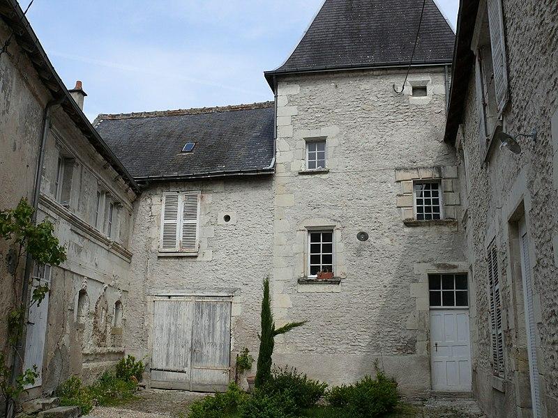 Photo du Monument Historique Hôtel dit des Rois ou d'Henri III situé à Châtillon-sur-Indre