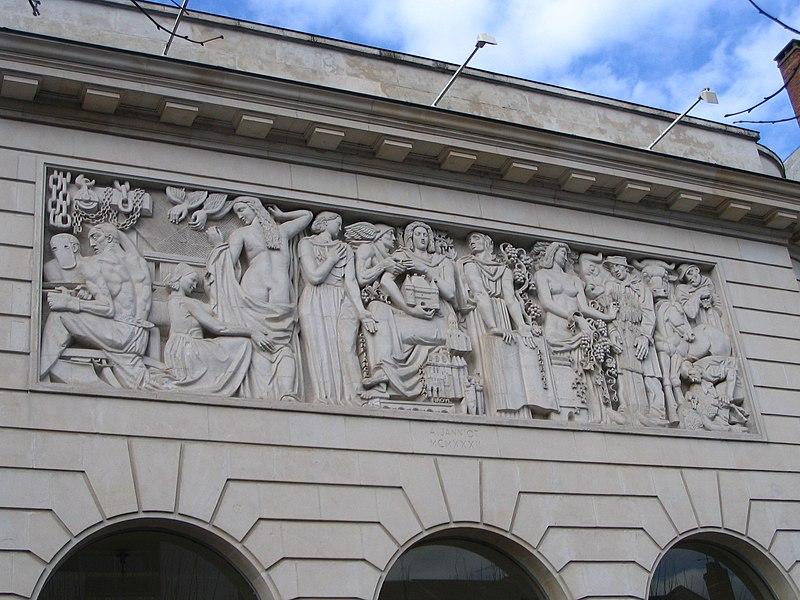 Photo du Monument Historique Chambre de Commerce et d'Industrie de l'Indre situé à Châteauroux