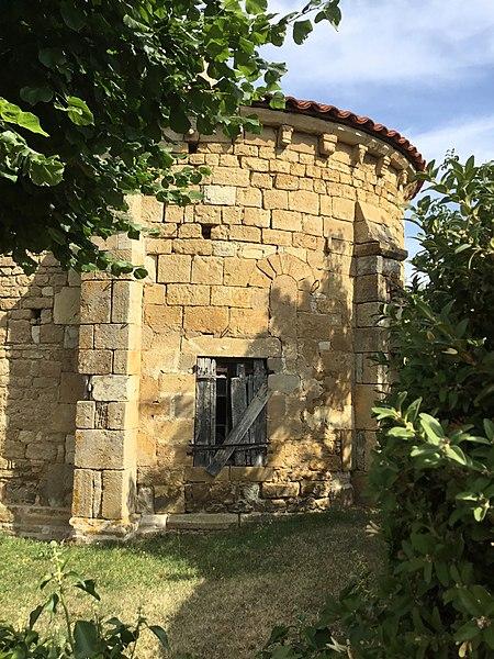 Photo du Monument Historique Prieuré de Cosnay situé à Lacs