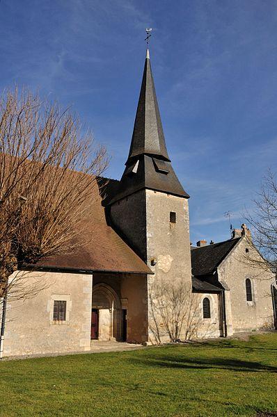 Photo du Monument Historique Eglise paroissiale Saint-Léobon situé à Chalais