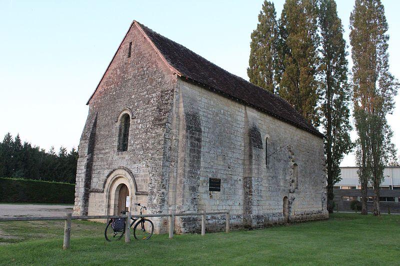 Photo du Monument Historique Chapelle Saint-Jean situé à Amboise