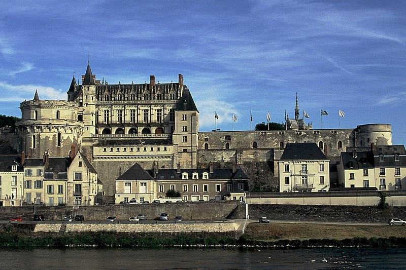 Photo du Monument Historique Château situé à Amboise