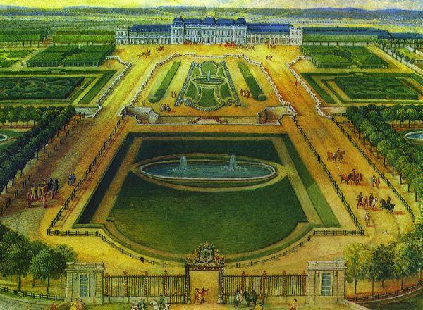 Photo du Monument Historique Domaine de Chanteloup situé à Amboise