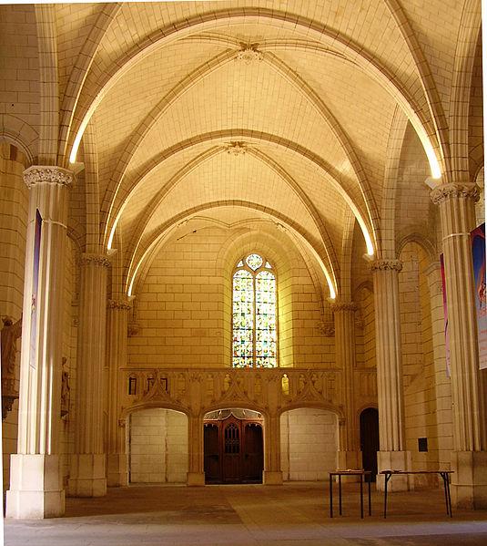 Photo du Monument Historique Eglise paroissiale Saint-Florentin situé à Amboise