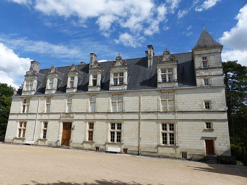 Photo du Monument Historique Château de Nitray situé à Athée-sur-Cher