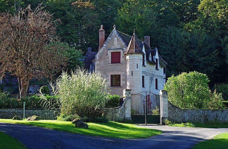 Photo du Monument Historique Manoir de la Boissière situé à Athée-sur-Cher