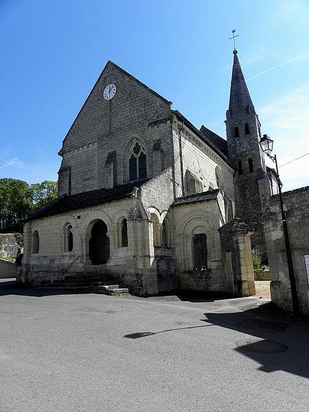 Photo du Monument Historique Eglise Notre-Dame situé à Avon-les-Roches