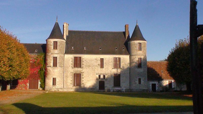 Photo du Monument Historique Château de la Michelinière situé à Azay-sur-Cher