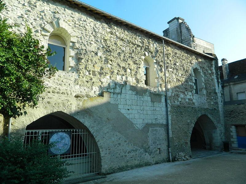 Photo du Monument Historique Bâtiment dit Maison des Templiers situé à Beaulieu-lès-Loches