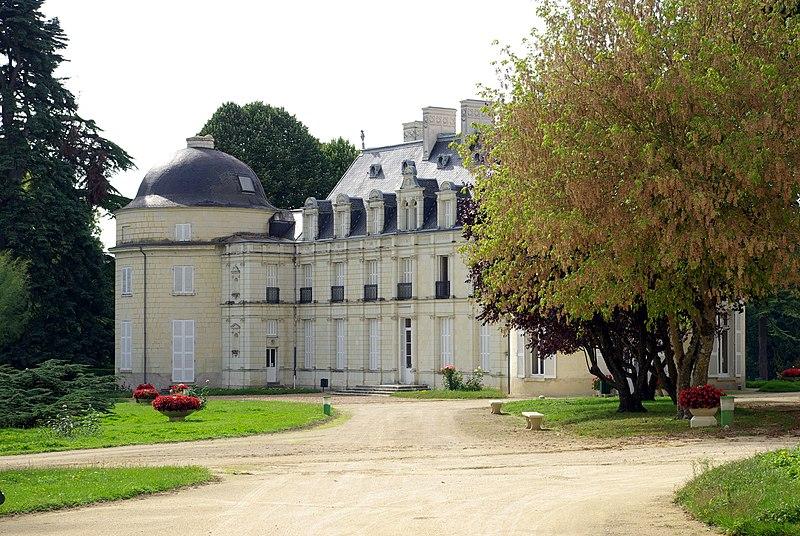 Photo du Monument Historique Château situé à Benais
