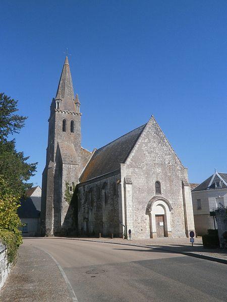 Photo du Monument Historique Eglise Saint-Laurent situé à Bossée
