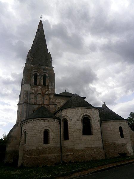 Photo du Monument Historique Eglise paroissiale Saint-Martin situé à Bournan