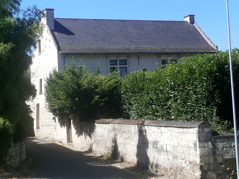 Photo du Monument Historique Maison du 16e siècle situé à Candes-Saint-Martin