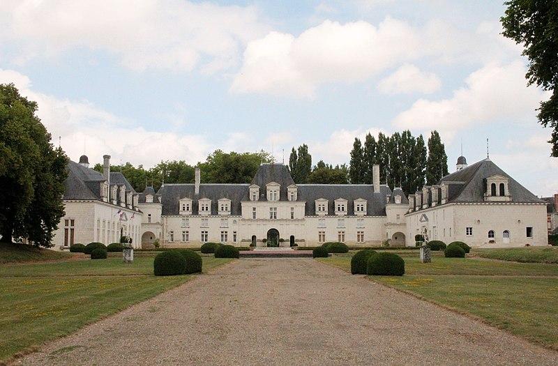 Photo du Monument Historique Château situé à Champigny-sur-Veude