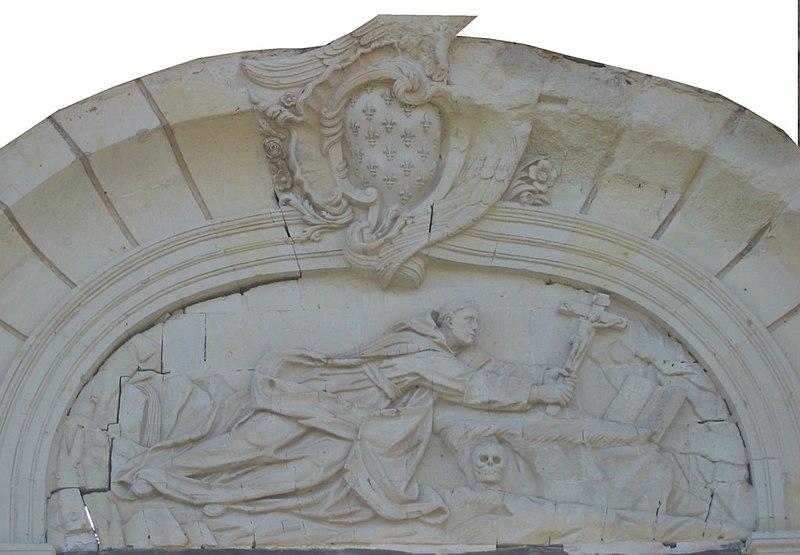 Photo du Monument Historique Ancienne chartreuse du Liget situé à Chemillé-sur-Indrois