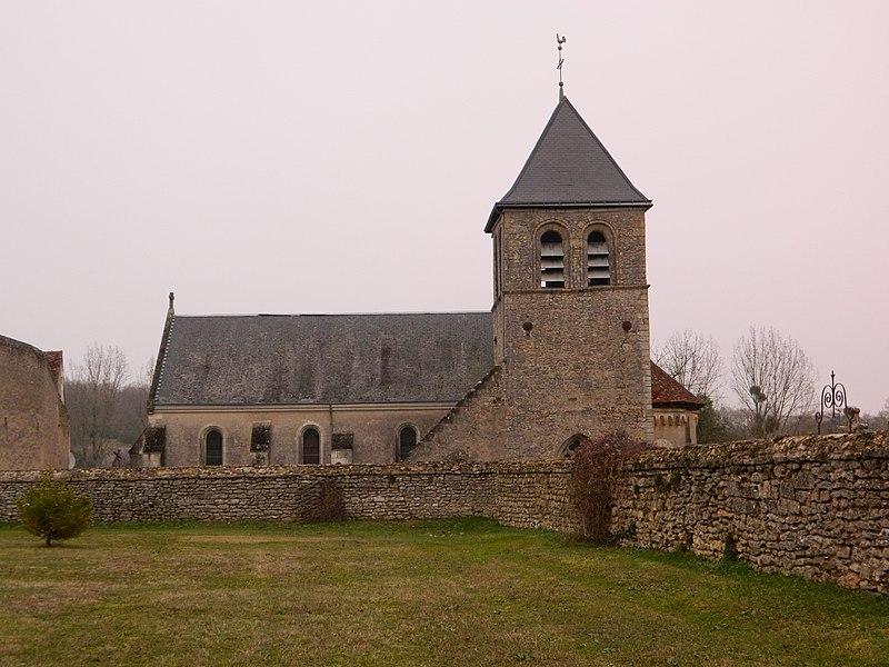 Photo du Monument Historique Eglise paroissiale Saint-Vincent situé à Chemillé-sur-Indrois