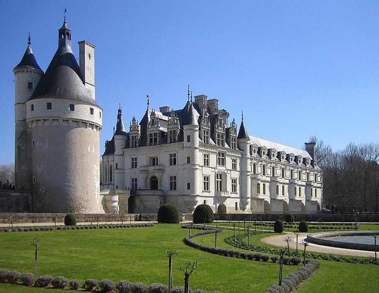 Photo du Monument Historique Domaine de Chenonceau situé à Chenonceaux
