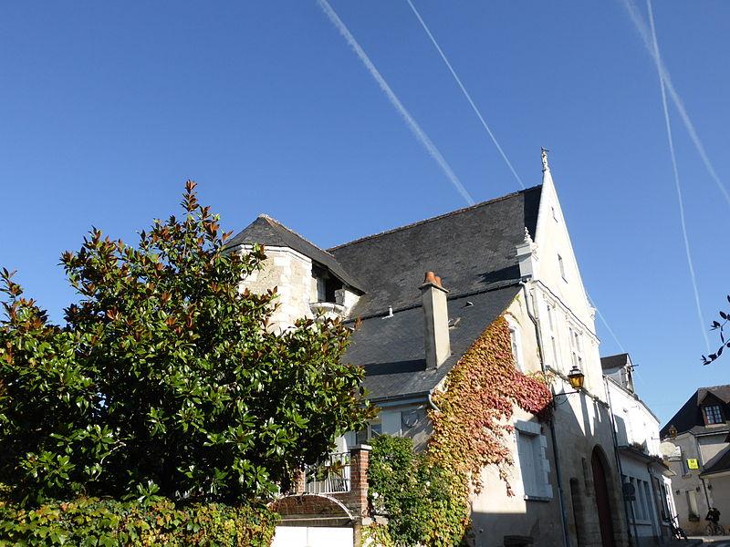 Photo du Monument Historique Maison du 16e siècle, dite des Pages situé à Chenonceaux