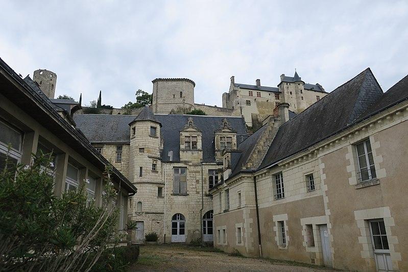 Photo du Monument Historique Hôtel dit Bodard de la Jacopière situé à Chinon