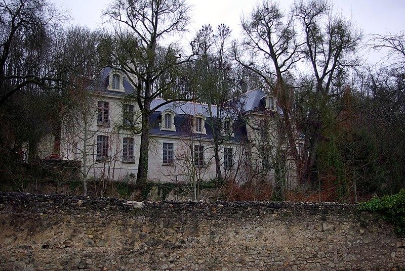 Photo du Monument Historique Château de la Farinière situé à Cinq-Mars-la-Pile