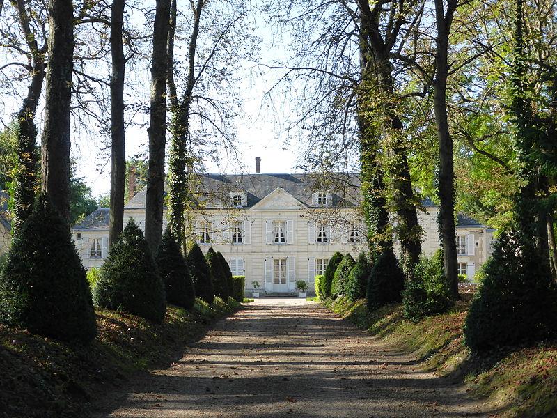 Photo du Monument Historique Château situé à Civray-de-Touraine