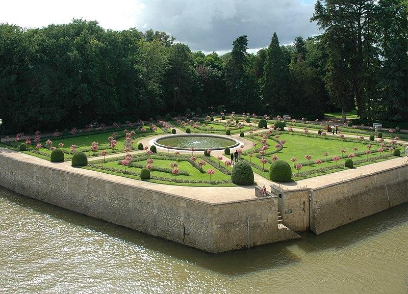 Photo du Monument Historique Domaine de Chenonceaux (également sur communes de Chenonceaux et Francueil) situé à Civray-de-Touraine