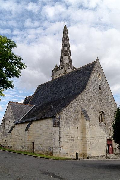 Photo du Monument Historique Eglise Saint-Maurice situé à Crissay-sur-Manse