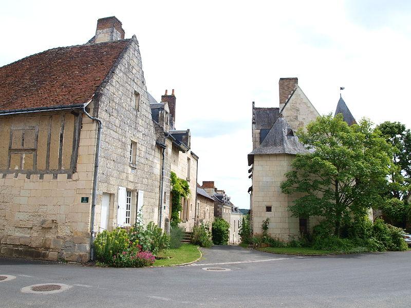 Photo du Monument Historique Maison à pans de bois situé à Crissay-sur-Manse