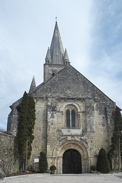 Photo du Monument Historique Eglise Saint-Mandé-Saint-Jean situé à Ferrière-Larçon