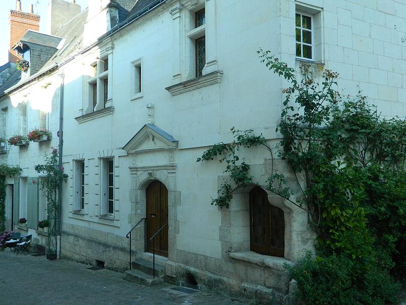 Photo du Monument Historique Maison dite d'Agnès Sorel situé à Loches