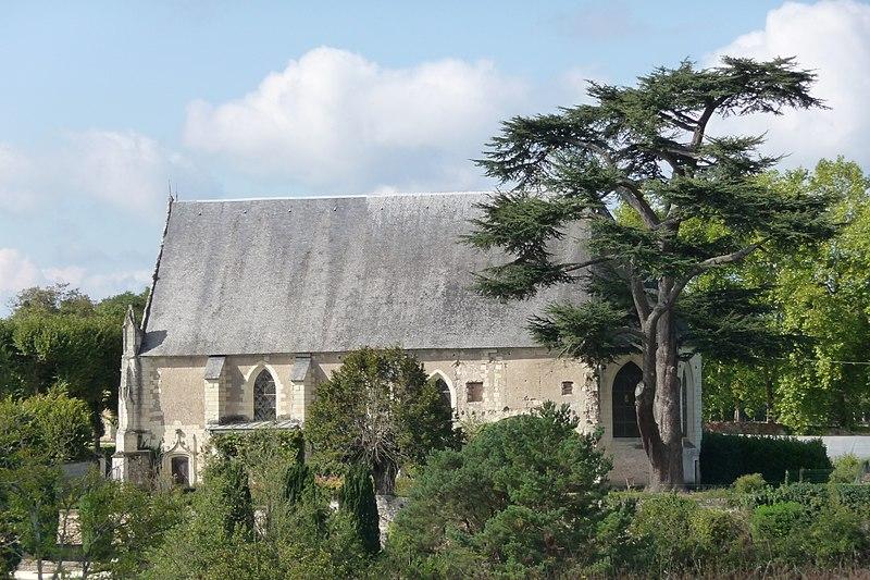 Photo du Monument Historique Chapelle des Chanoinesses situé à Luynes