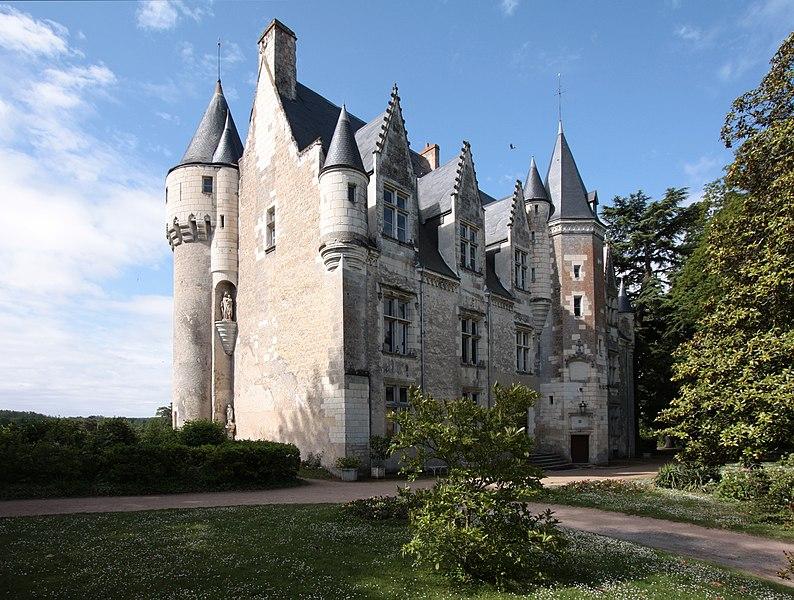 Photo du Monument Historique Château situé à Montrésor