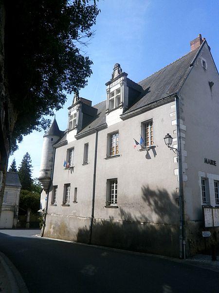 Photo du Monument Historique Hôtel du 16e siècle situé à Montrésor