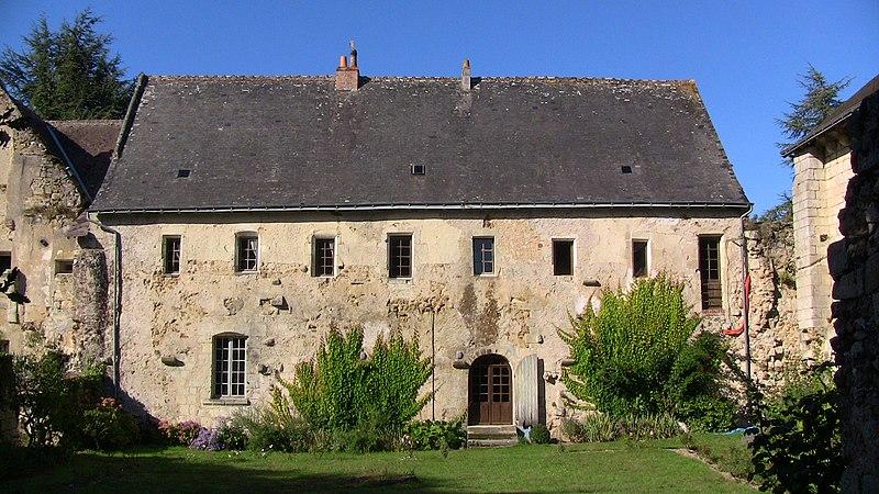 Photo du Monument Historique Ancien prieuré Notre-Dame de Relay situé à Pont-de-Ruan