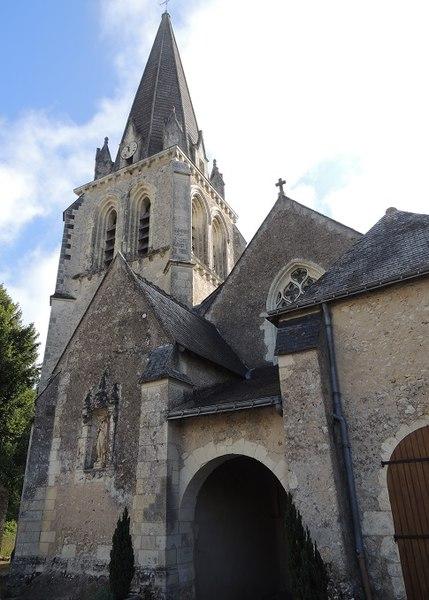 Photo du Monument Historique Eglise paroissiale Saint-Loup situé à Rillé