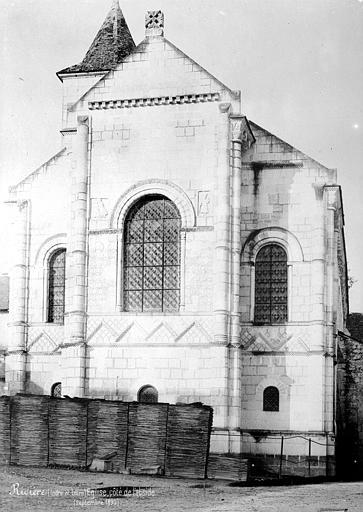 Photo du Monument Historique Eglise Notre-Dame situé à Rivière