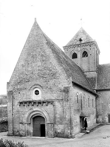 Photo du Monument Historique Eglise Saint-Georges-sur-Loire, actuellement chapelle Saint-Georges situé à Rochecorbon