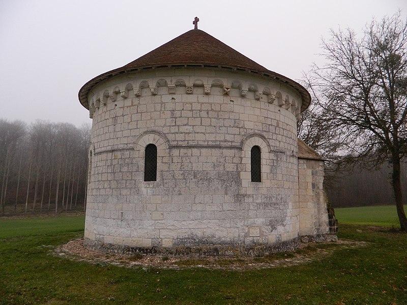 Photo du Monument Historique Chapelle Saint-Jean-du-Liget situé à Sennevières