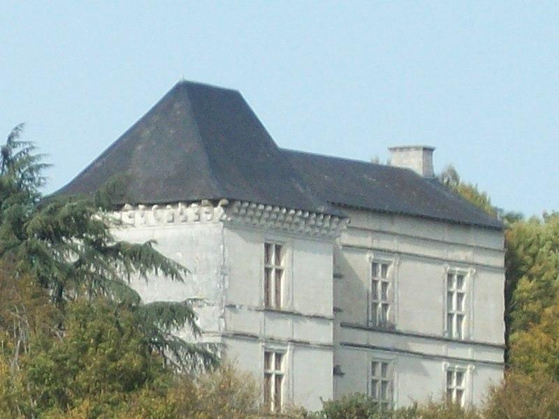 Photo du Monument Historique Château situé à Sepmes