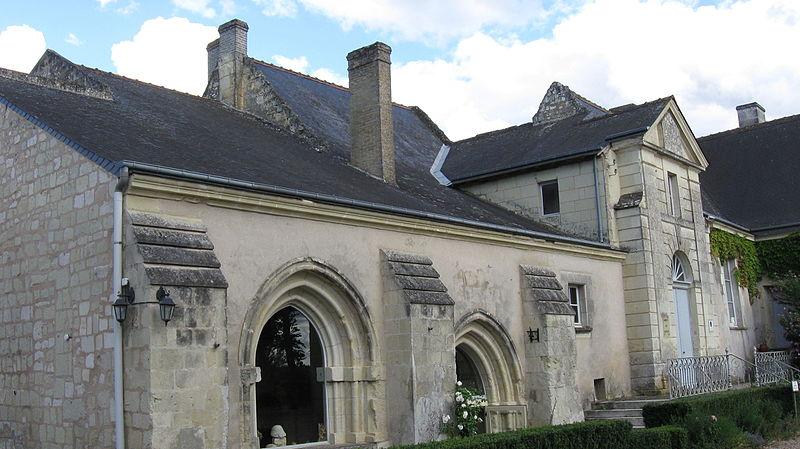 Photo du Monument Historique Abbaye situé à Seuilly