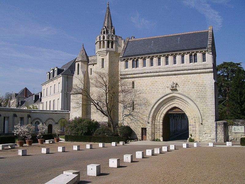 Photo du Monument Historique Ancienne abbaye de Marmoutier situé à Tours