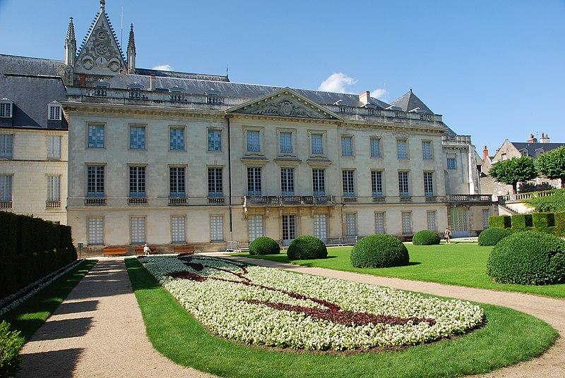 Photo du Monument Historique Ancien archevêché, actuellement musée des Beaux-Arts situé à Tours