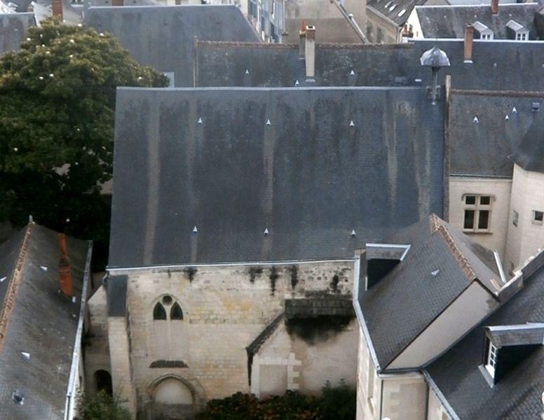 Photo du Monument Historique Ancienne chapelle Saint-Jean situé à Tours