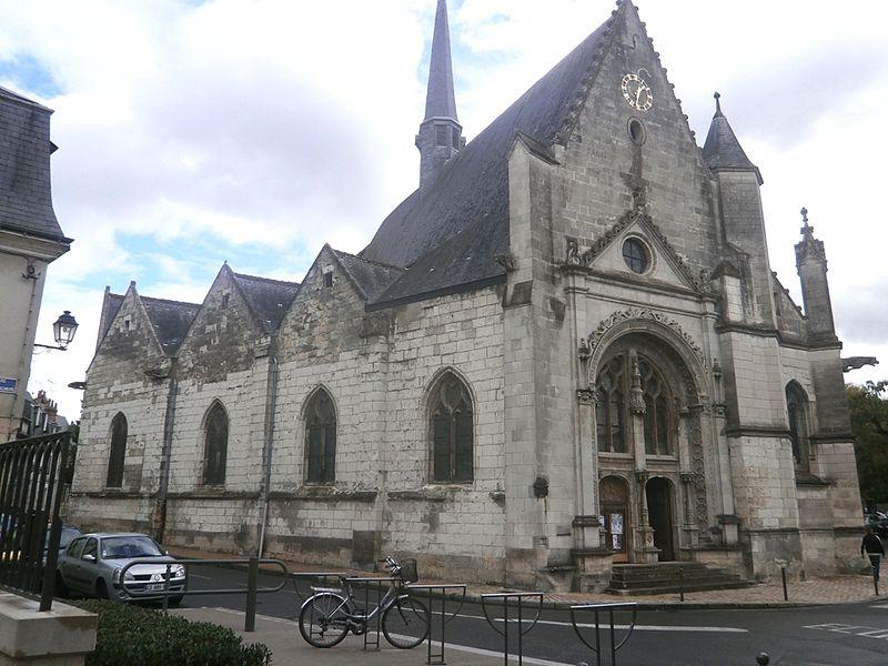 Photo du Monument Historique Eglise paroissiale Saint-Symphorien situé à Tours