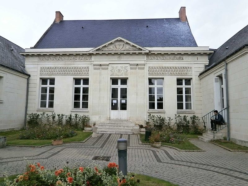 Photo du Monument Historique Ancien hôtel de l'Archidiaconné du Chapitre de Saint-Gatien situé à Tours