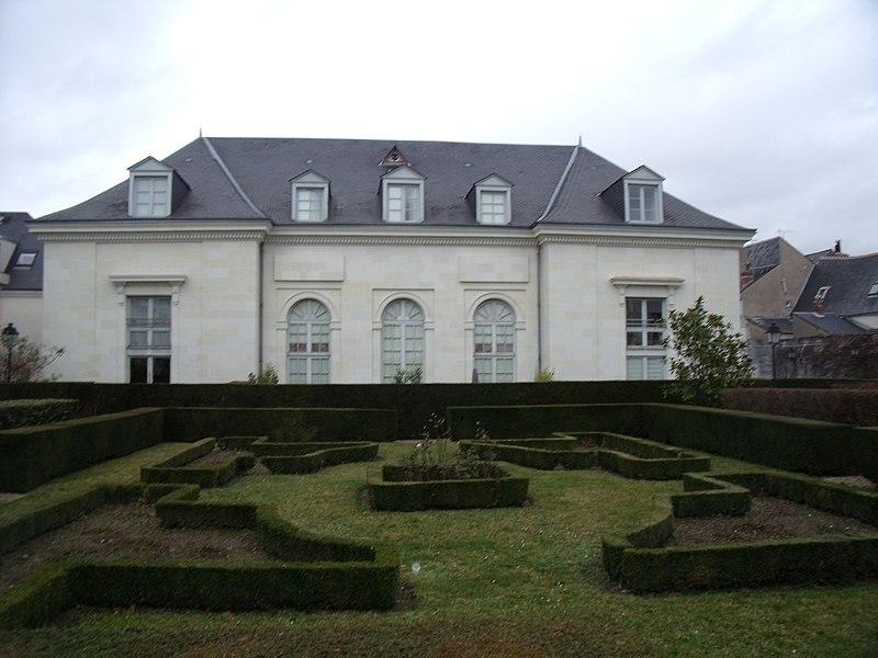 Photo du Monument Historique Ancien hôtel du Doyenné de Saint-Gatien situé à Tours