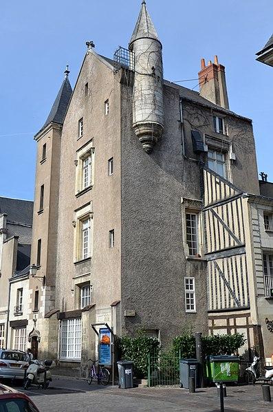 Photo du Monument Historique Hôtel dit de Jean Briçonnet situé à Tours