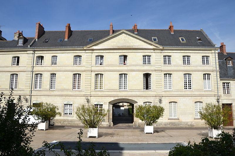 Photo du Monument Historique Ancien hôtel de la Monnaie situé à Tours