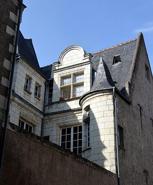 Photo du Monument Historique Hôtel du 16e siècle situé à Tours